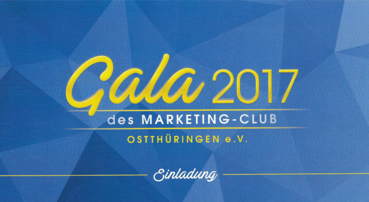 Marketingclub Gala 2017